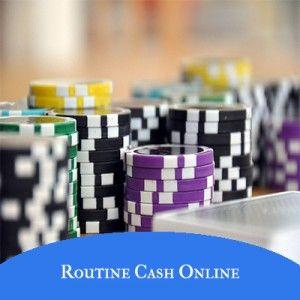 Routine Cash Online