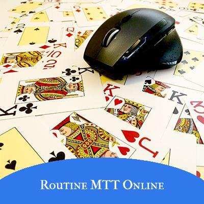 Routine Mtt online