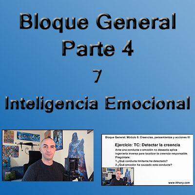 Mentoring Online. Bloque General. Parte 4: Inteligencia emocional