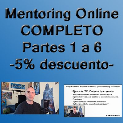 Mentoring Online Completo (5% Descuento)