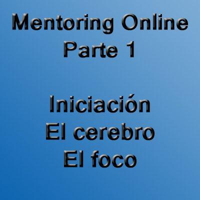 Mentoring Online. Parte 1: Iniciación, el cerebro y el foco