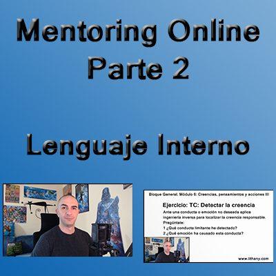 Mentoring Online. Parte 2: El lenguaje interno